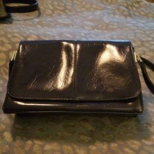 Liz Claiborne Navy Handbag